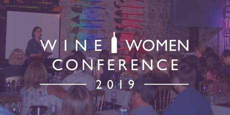 WINE WOMEN 2019 Conference tickets