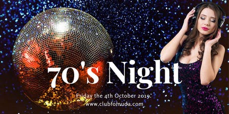 70's Night In Sydney tickets