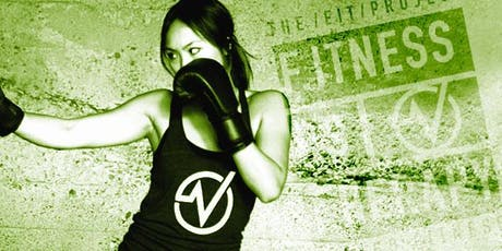 FREE Virago F.I.T. Kickboxing class hosted by On Track Wellness tickets