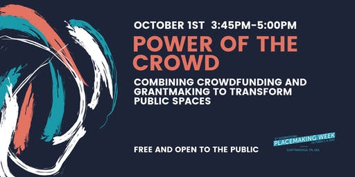 Power of the Crowd: Combining Crowdfunding and Grantmaking