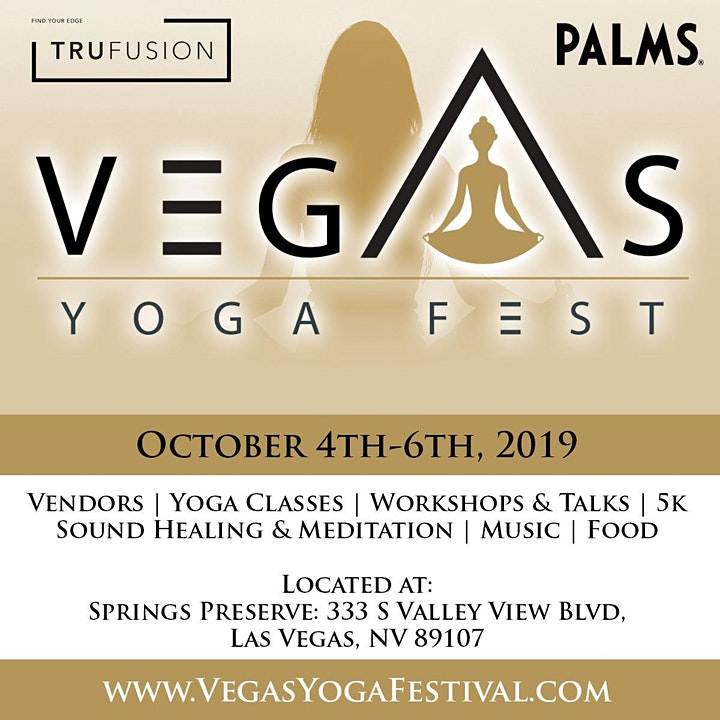 Vegas Yoga Festival image