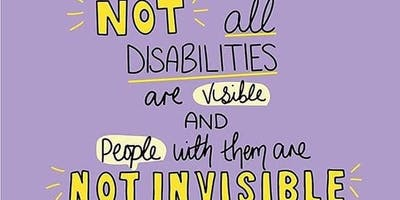 Hidden disabilities at work and employment law