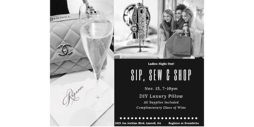 Sip, Sew & Shop ATL