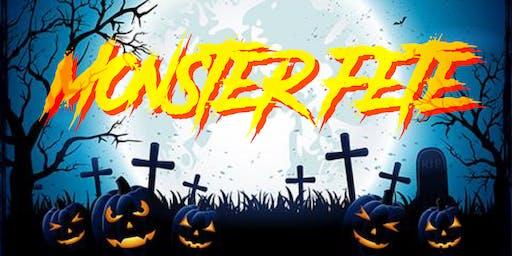Monster Fete - 1st Annual Halloween Costume Ball