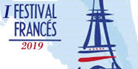 Festival de Francés 2019  entradas