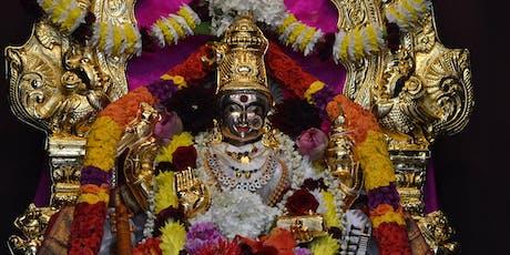 Sri Sharadamba Temple: SVBF North: AKSHARABHYASA 2019 tickets