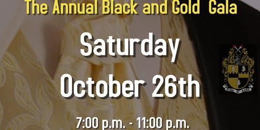 Black and Gold Gala - Alpha Phi Alpha Fraternity