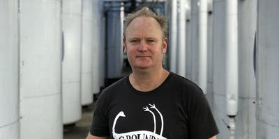 Dinner with winemaker Geoff Thompson of Grounded Cru, McLaren Vale at Bar Liberty! Just 12 seats at the winemaker's table!