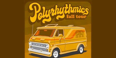Polyrhythmics - The Family Recipe tickets