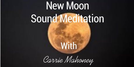 New Moon Sound Meditation tickets