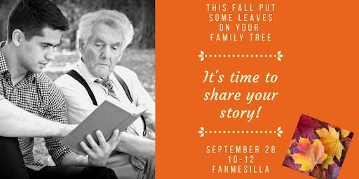 Let's Talk Story: Life Story Sharing Tips