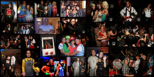 Halloween Bash with Mix Professionals (www.MixProfessionals.com)