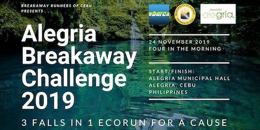 Alegria Breakaway Challenge 2019