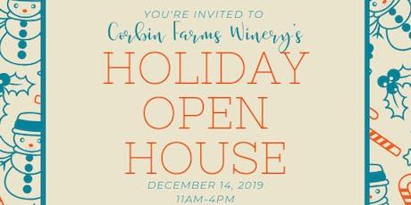 Corbin Farms' Holiday Open House tickets