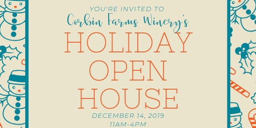 Corbin Farms' Holiday Open House