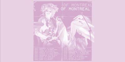 of Montreal, Locate S,1 , Material Girls