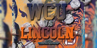 "@KGNupes Presents: WCU vs Lincoln PT.2 | ""Survival Of The Littest"""
