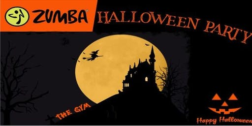 Zumba Halloween party