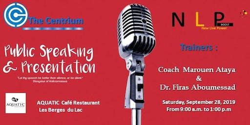 Formation - Public Speaking