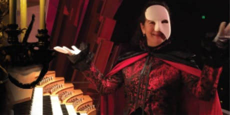 Silent Film + Live Organ: 1929 Phantom of the Opera with Dorothy Papadakos tickets