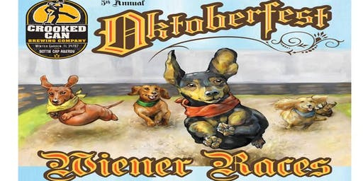 Crooked Can Brewing Company Oktoberfest Wiener Races