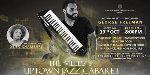 The Uptown Jazz Cabaret