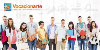 Taller de Orientación Vocacional para Estudiantes