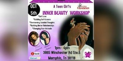 INNER BEAUTY Workshop for TEEN girls