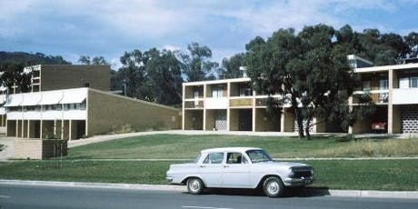 Aspects of Modernism in Canberra – Long Weekend guided heritage walks tickets