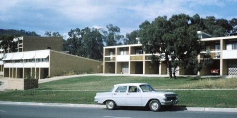 Aspects of Modernism in Canberra – Long Weekend guided heritage walks