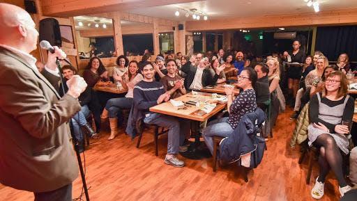 Comedy Oakland Presents - Fri November 29 2019