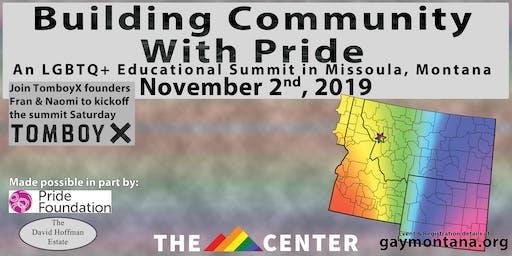 Building Community With Pride - LGBTQ+ Educational Summit