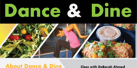Dance & Dine tickets