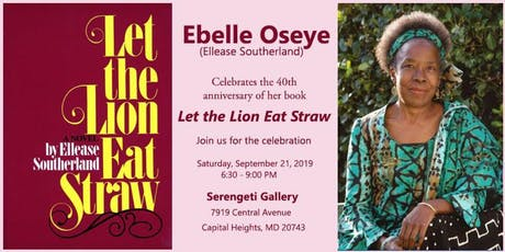 Let the Lion Eat Straw turns 40 tickets