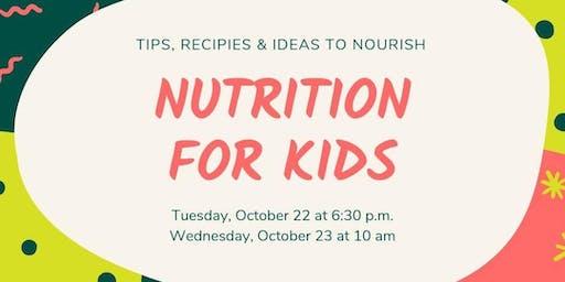 Nutrition & Kids