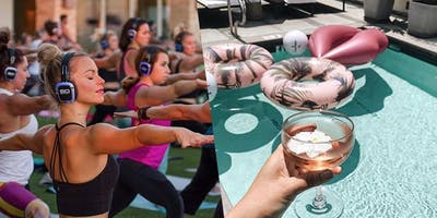 Yoga Social & Pool Party