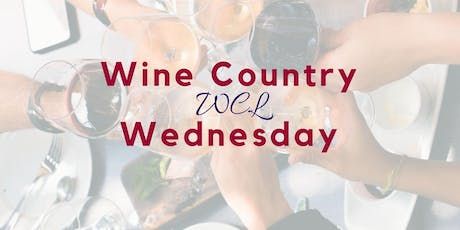 Wine Country Wednesday tickets