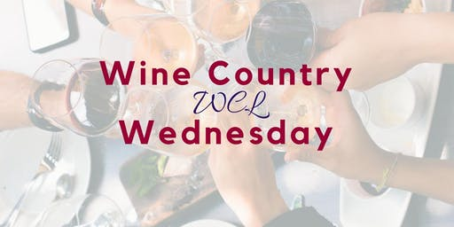 Wine Country Wednesday