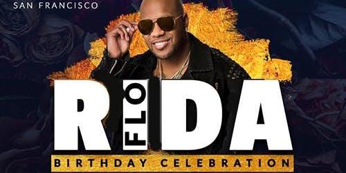 FLO RIDA's Official Birthday Celebration at the New Harlot including DJs EROCK (Vegas), Ibarra & Oddeo.