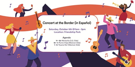 Concert at the Border (in Español)