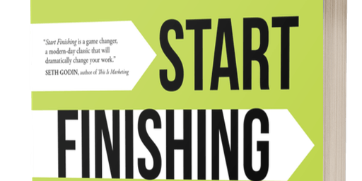 Tender Loving Empire Presents Start Finishing Book Talk and Signing