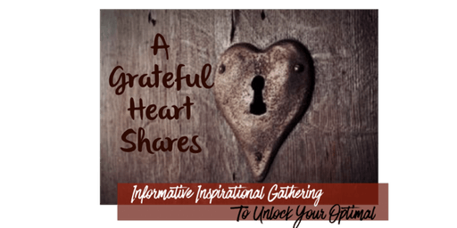A Grateful Heart Shares