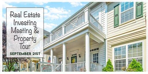 Real Estate Property Tour & Orientation