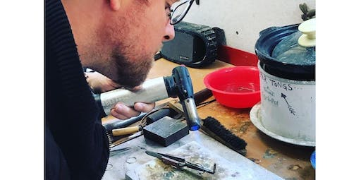 Jewelry Soldering for Beginners  (2019-12-07 starts at 9:30 AM)