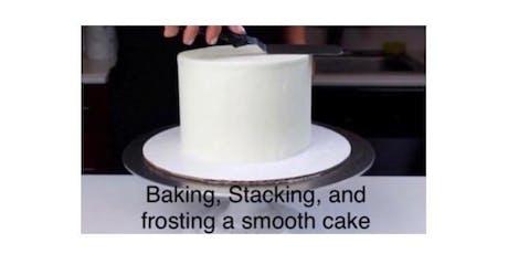 Cake Basic Workshop tickets