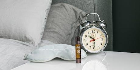 Sleep Well, Naturally Workshop - Saje Kamloops tickets