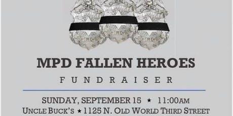 MPD Fallen Heroes Fundraiser tickets