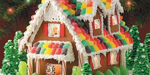 Gingerbread House Making Workshop 2019