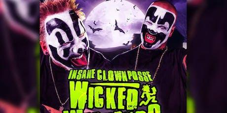 Insane Clown Posse tickets