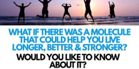 Live Longer Better Stronger DMV Wellness Seminar tickets